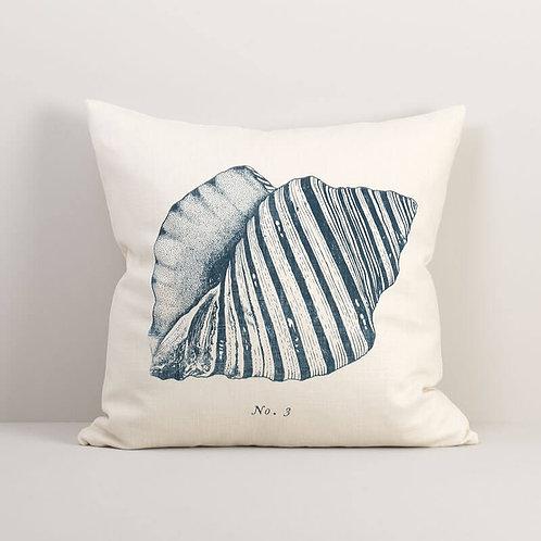Seashell No. 3 Pillow Cover