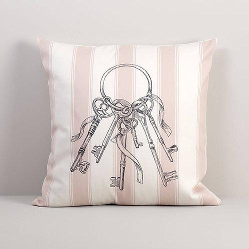 Keys Pillow Cover