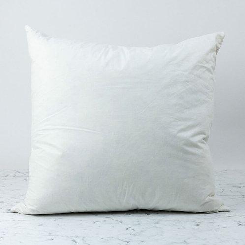 10/90 Down Feather Pillow Insert 24x24