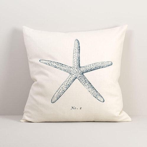 Seashell No. 2 Pillow Cover