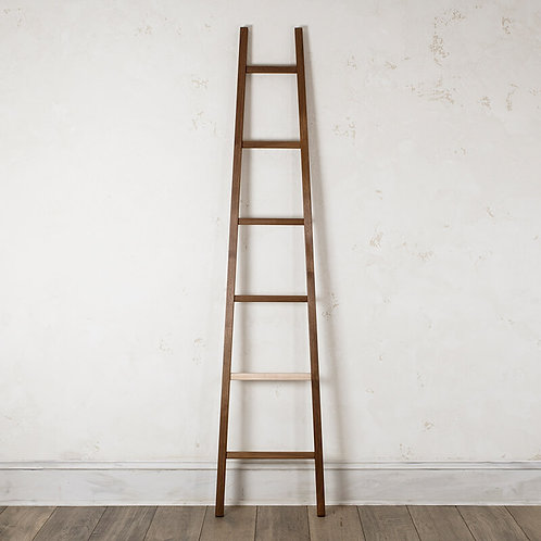 Artisan Walnut Tapered Ladder w/Maple Accent