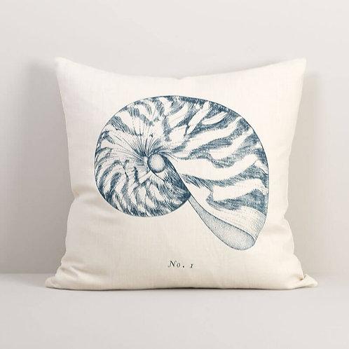 Seashell No. 1 Pillow Cover