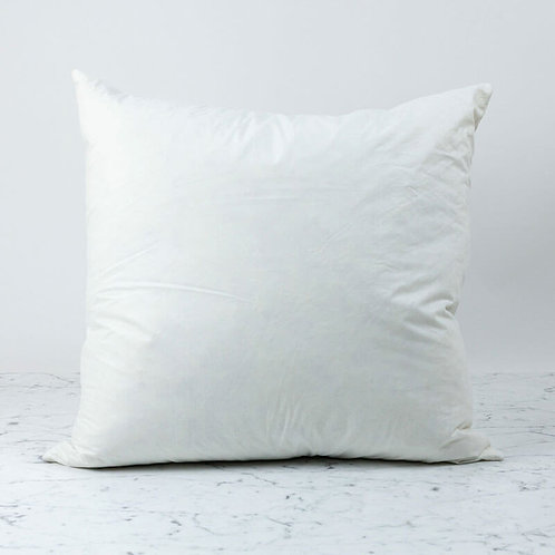 Synthetic Down Feather Pillow Insert 20x20