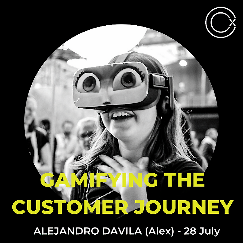 Gamifying the Customer Journey: What we can learn from games and AR/VR technologies about designing experiences