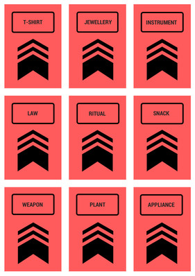 Revised Object Card