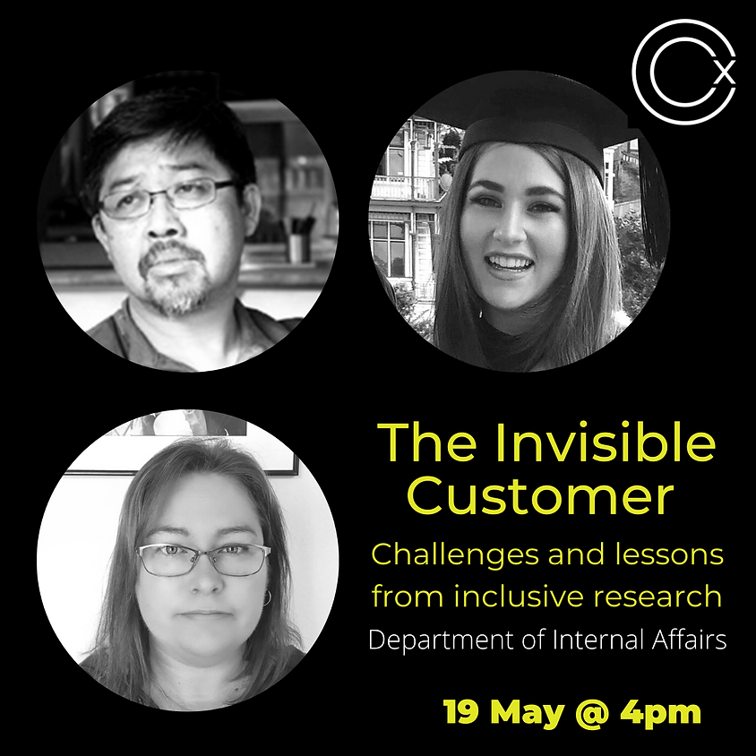 The Invisible Customer - Challenges and Lessons from Inclusive Research