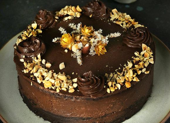 Ferrero Roche Chocolate Cake