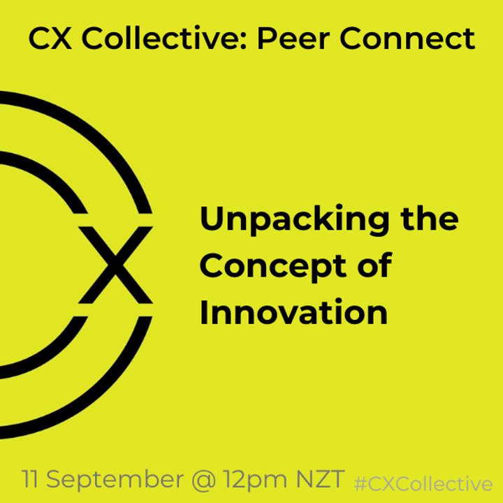 Peer Connect: Unpacking the Concept of Innovation