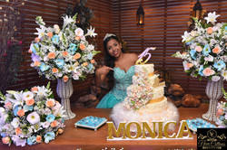 Debutante Monica