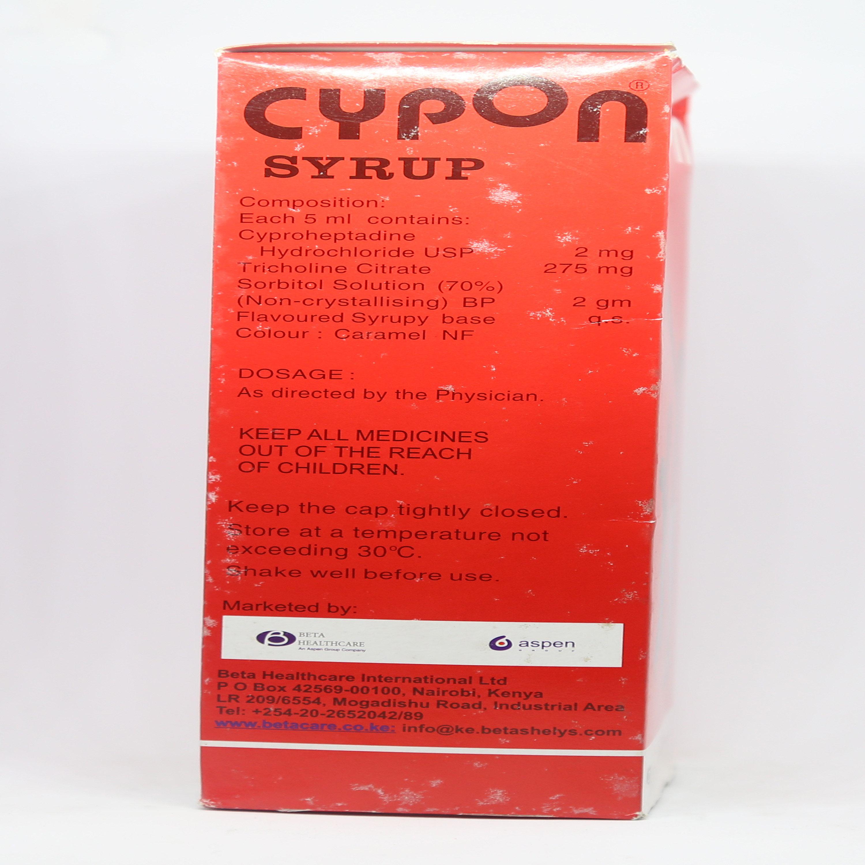 Cypon Syrup