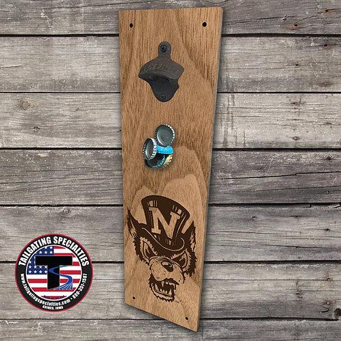 Nevada Wolf Pack Magnetic Bottle Opener