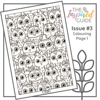 TIG Colouring Pages Social and Web5 (Sma