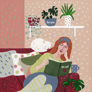 Art by Kate Cowan