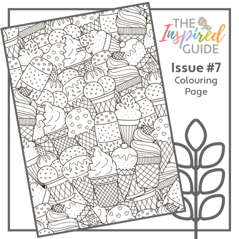 TIG Colouring Pages Social and WebTIG7 (