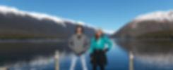 Banner Image of John and Amanda Sears at Lake Rotoiti