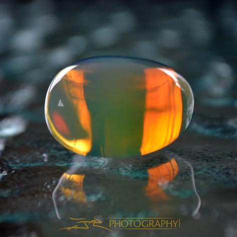 Single Opal by John Sears