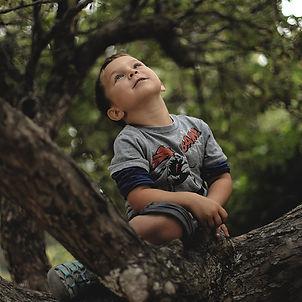 Nature is the Playground