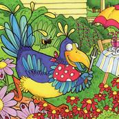 Polly Rabbits Illustration Portfolio Ima