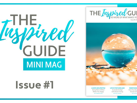 The Inspired Guide Mini Mag #1