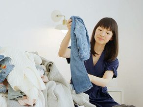 Sparking Joy This Spring with Marie Kondo