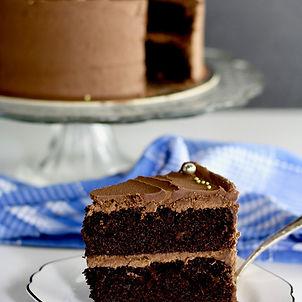 Popular Chocolate Cake