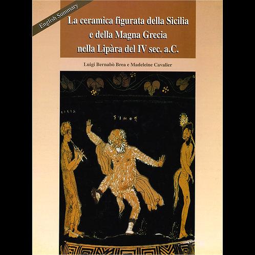 La ceramica figurata della Sicilia e della Magna Grecia