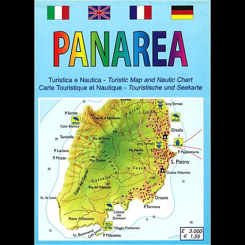 Panarea - carta turistica e nautica
