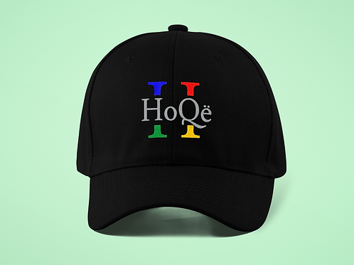 HOQE (Distressed) Dad Hat
