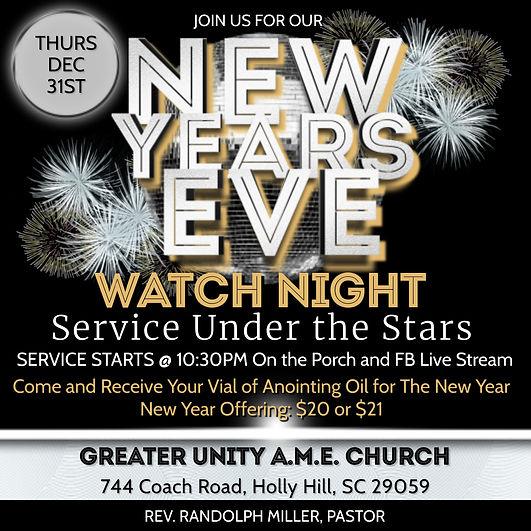 Copy of NEW YEARS EVE WATCH NIGHT CHURCH