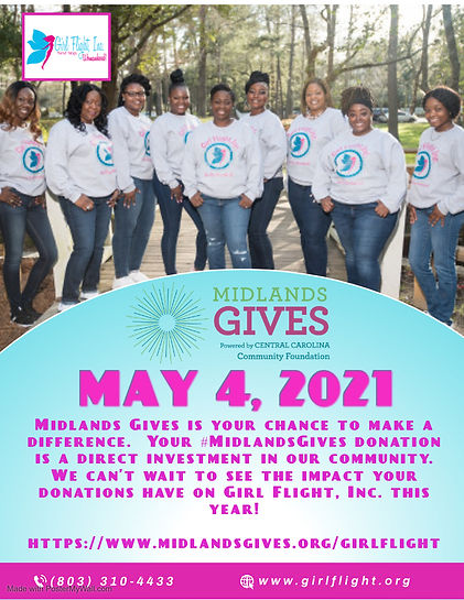 Copy of Giving Tuesday Fundraising Flyer