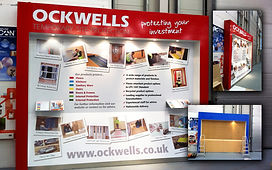 Ockwells Permanent Exhibition Display Signage
