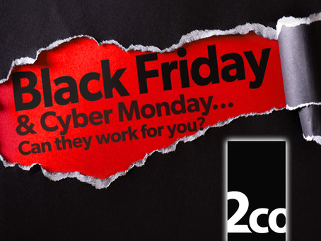 Should your business run a Black Friday/Cyber Monday Event?