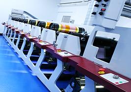 Code It Label Ltd Flexographic printing press