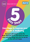 NHS 5 Easy Steps Leaflet