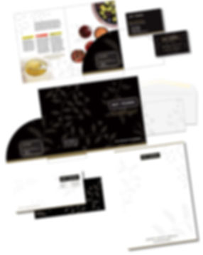 Letterheads, Business Cards, Envelopes, Compliment Slips, Folders