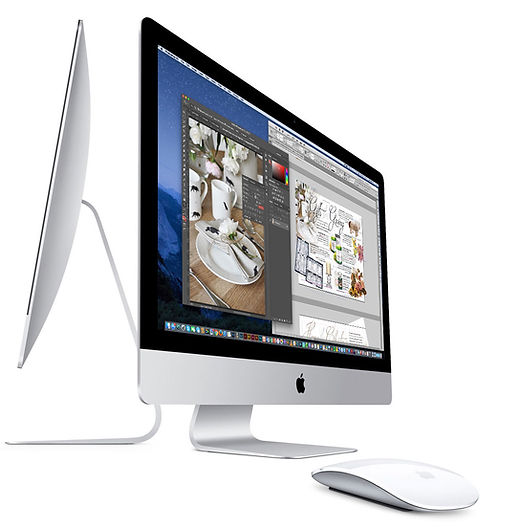 2co iMac Graphic Design Northwich