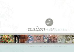 Walton Hall & Gardens Folder
