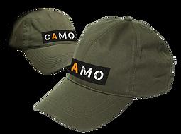 Camo Cap Logo