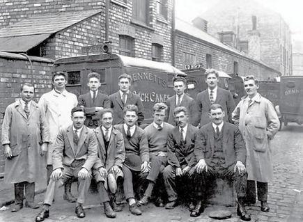 Bennett's Bakery Ltd, Warrington Circa 1940