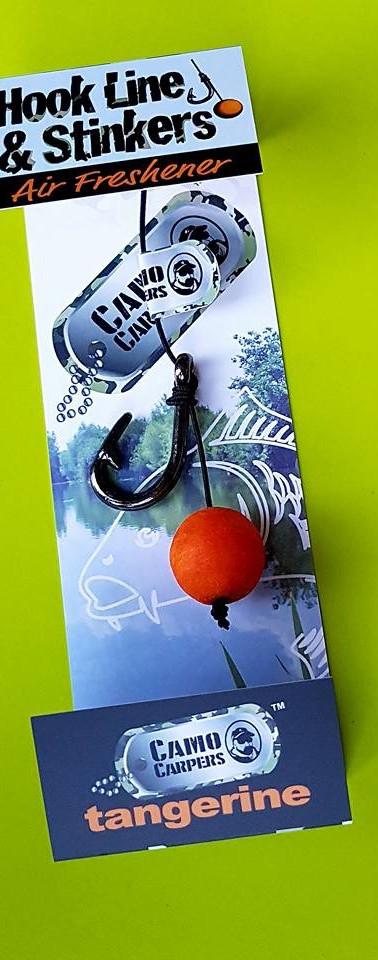 Hook Line & Stinker Tangerine Rig