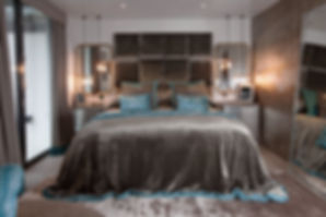 Luxury Master Bedroom London | Gemma Zimmerhansl Interior Design