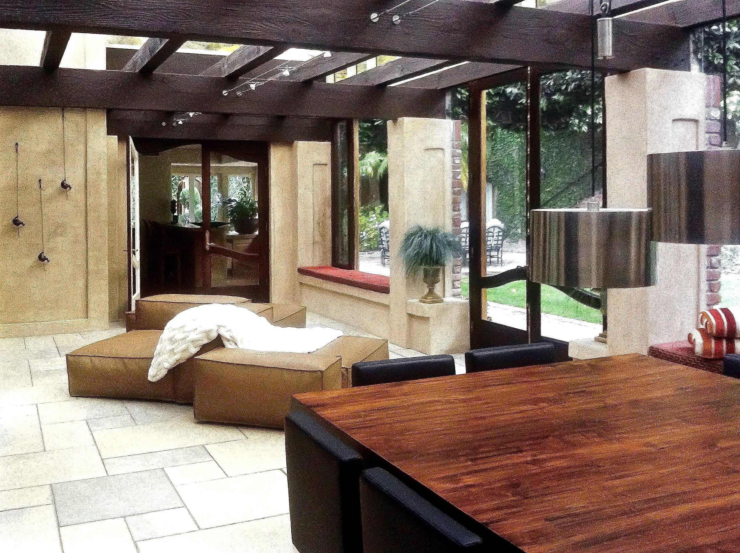 Beverly Hills sunroom 2