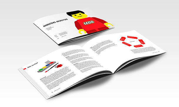 Lego marketing mix
