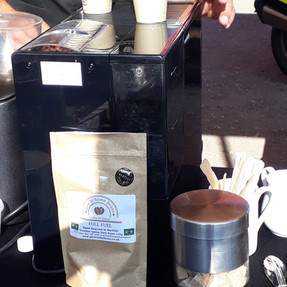 Fresh Hand Roasted Coffee