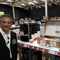Hughes Electrical Store Hall Road Norwic- Give It Some Beans Coffee Demo with Melitta Bean to Cup Machines