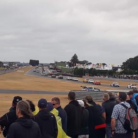BTCC Snetterton 2018