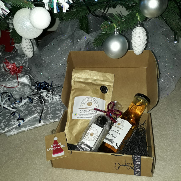 Coffee Gift Sets from Give It Some Beans