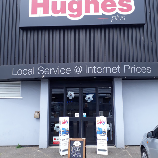 Hughes Electrical Norwich