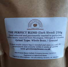 The Perfect Blend Coffee