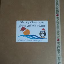 Coastal House Managers Christmas Coffee Gift Box